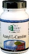 Acetyl L-Carnitine, 60 Capsules