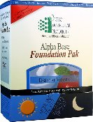 Alpha Base Foundation Pack, 60 Packets