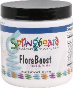 FloraBoost, Probiotic Powder 51 grams